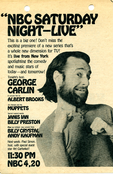Image result for saturday night live first show