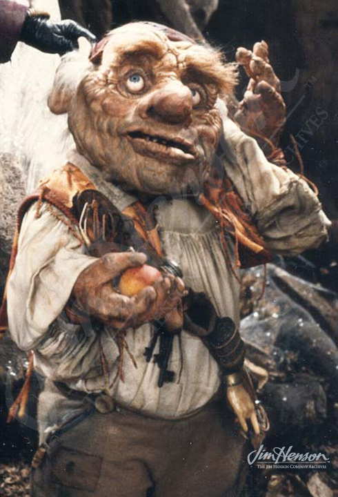 Hoggle In Labyrinth Labyrinth 1986 Characters