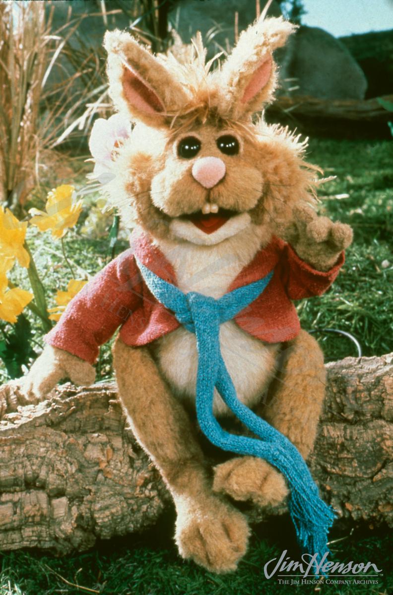 2/10-22/1986 – \'VTR Bunny Picnic\' | Jim Henson\'s Red Book