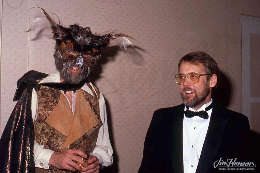 Beast with Dave Goelz ...