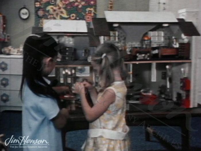 9/22/1970 – 'Shoot Doll House film (#2) ' | Jim Henson's Red