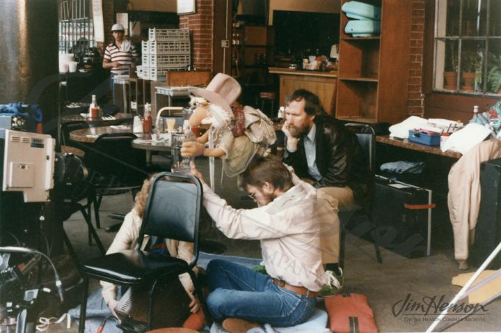 5 26 30 1982 Vtr Travelling Matt In San Francisco And La Much Fun Jim Henson S Red Book