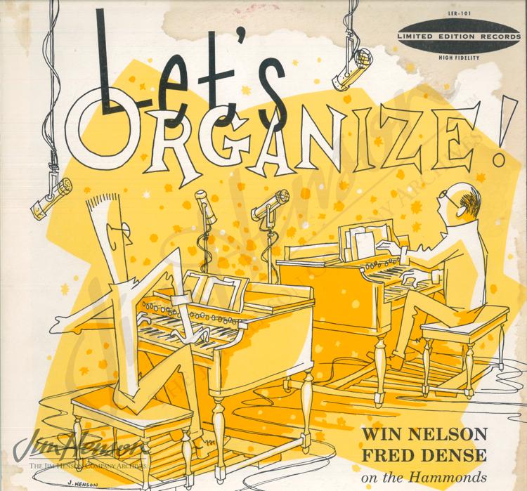 "1/15/1967 – 'Sullivan- ""Music Hath Charms""?' | Jim Henson's"